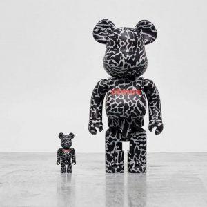 Streetwear Online Shopping Guide Medicom x atmos 'Elephant' Bearbrick Footpatrol