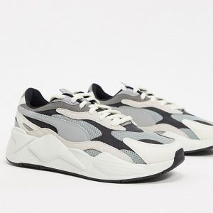 Streetwear Online Shopping Guide Puma RS-X3 Puzzle trainers in off white