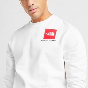 Streetwear Online Shopping Guide The North Face Fine Box Crew Sweatshirt JD Sports