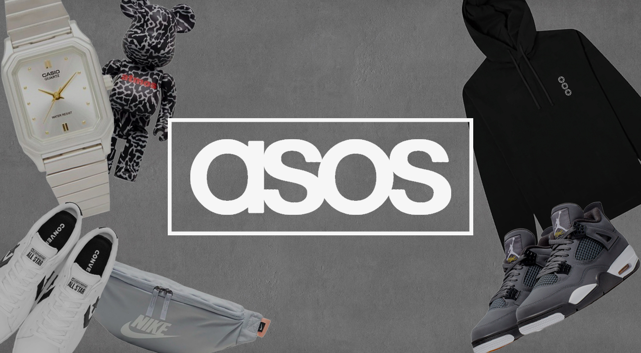 Streetwear Online Shopping Guide asos