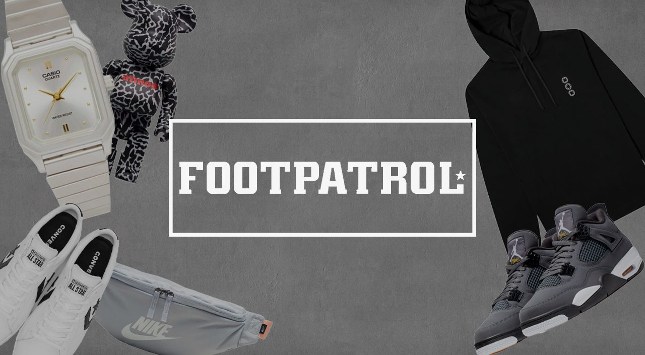 Streetwear Online Shopping Guide footpatrol