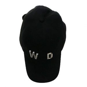 Surrender's SS20 BLACK WD STUDDED CAP We11done