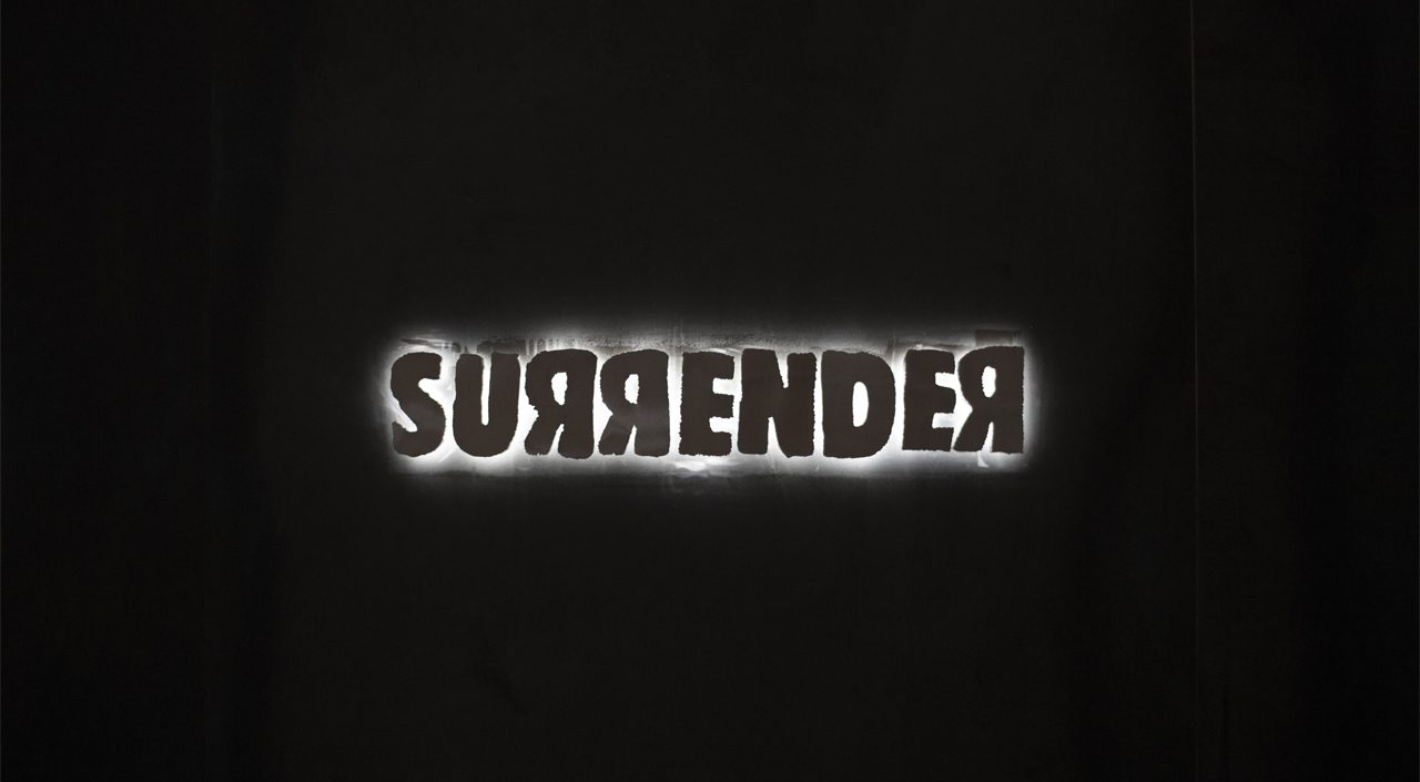 Surrender's FW20 logo