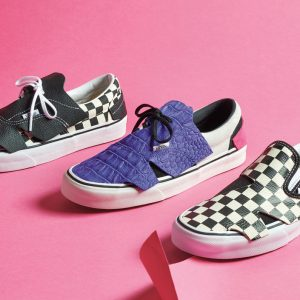 Vans Origami pack 3 colorways