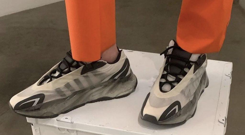 adidas yeezy 700 v3 alvah on feet