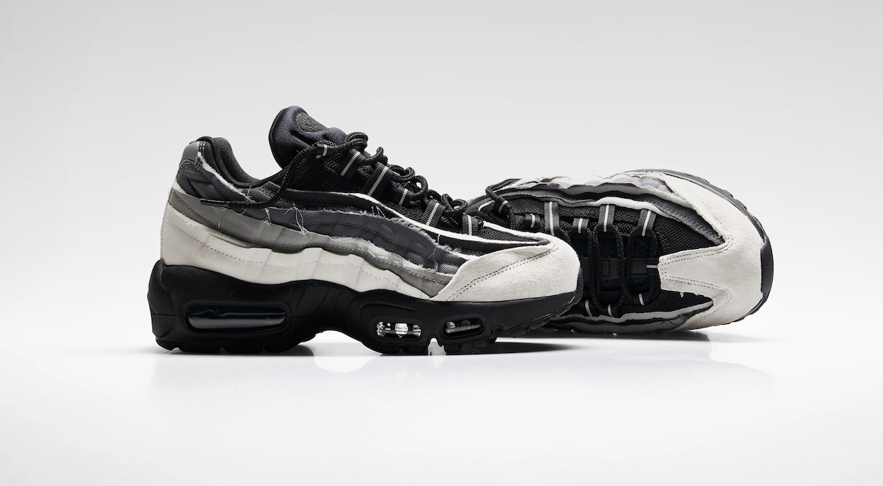 CDG air max 95 singapore release
