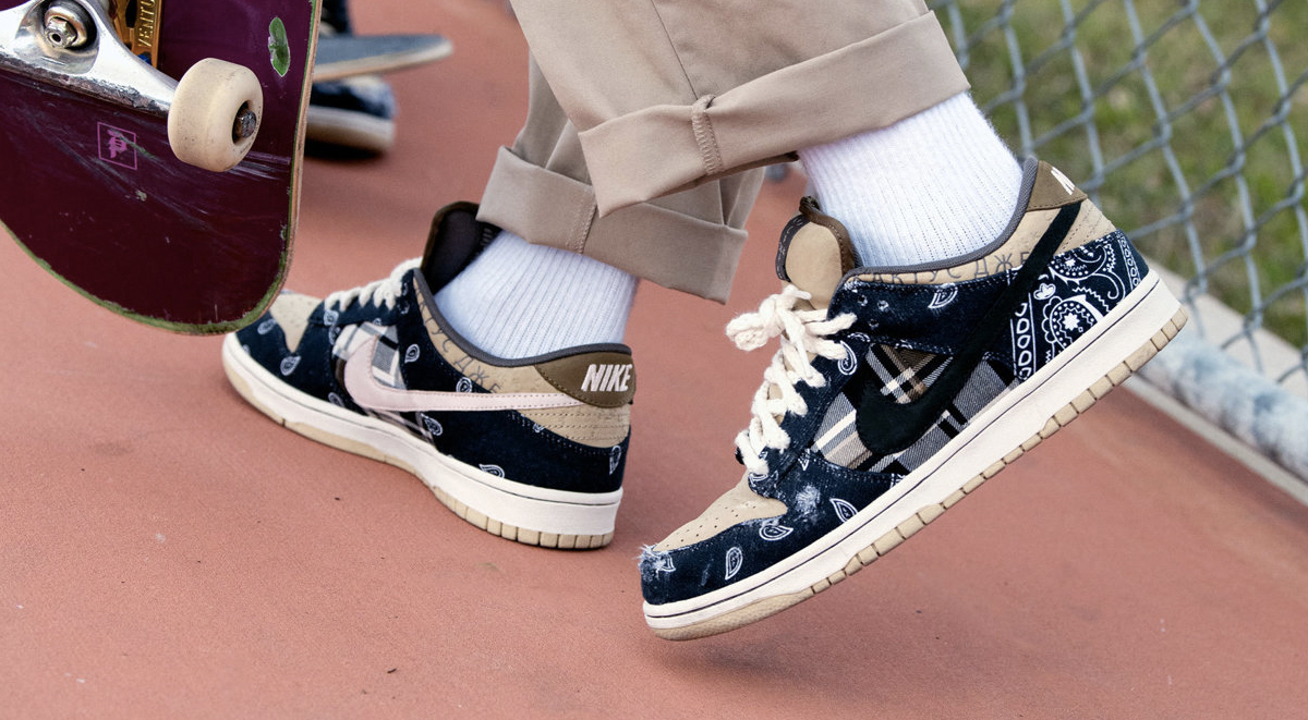 footwear drops air jordan 1 high pine green travis scott x nike sb dunk low