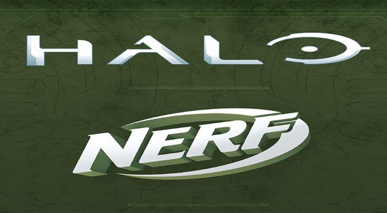 Hasbro Halo Nerf blasters