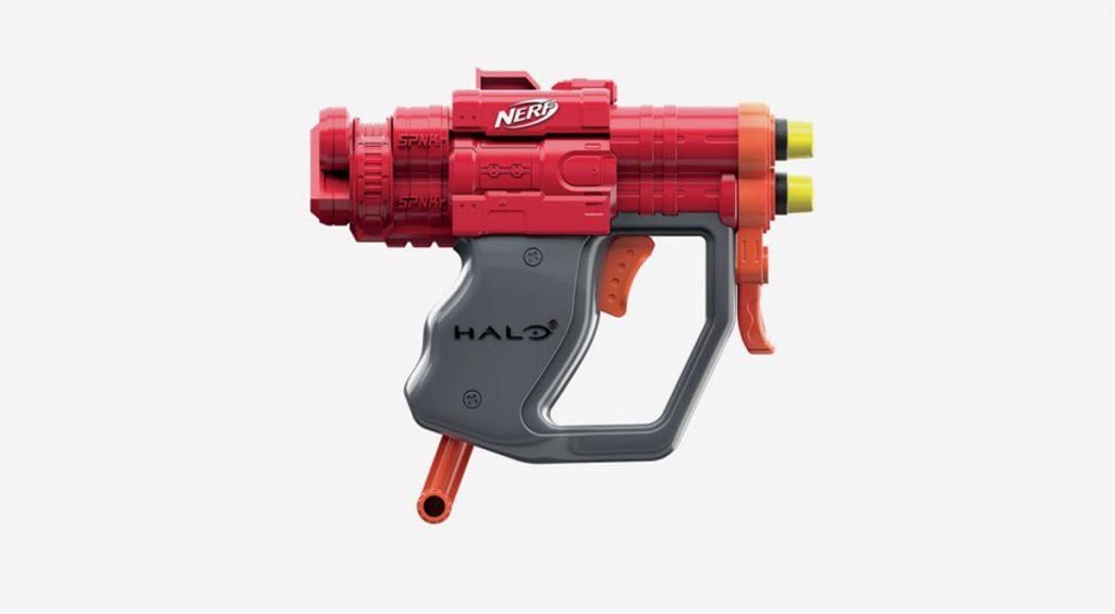halo hasbro nerf gun