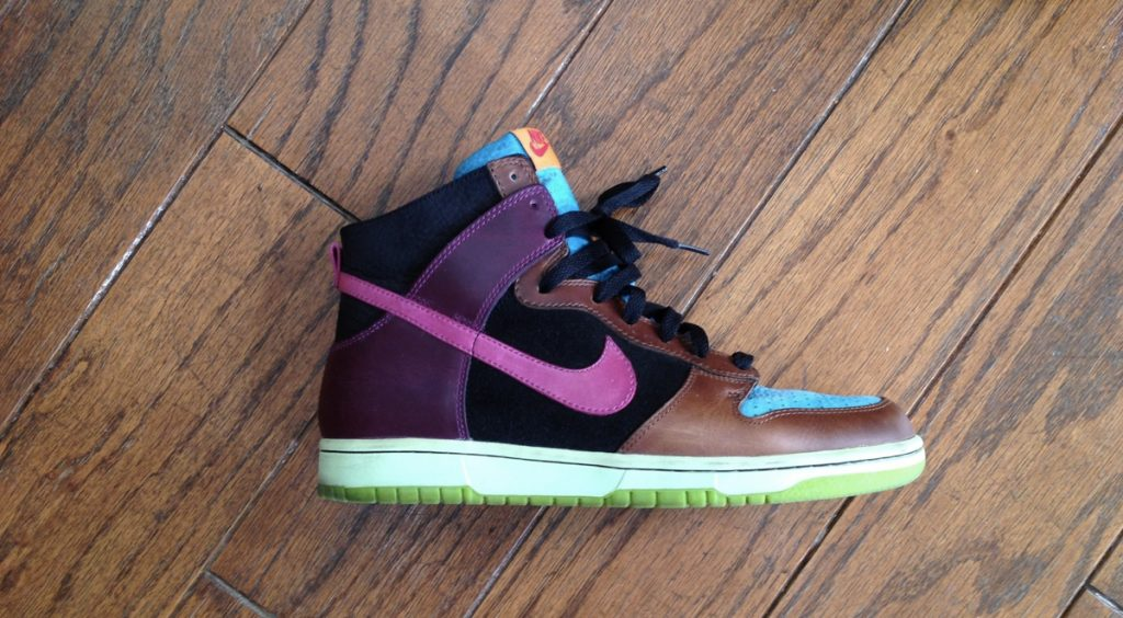 "Air Jordan 1 High OG ""Undefeated Dunk"" Undefeated x SB Dunk Sneakerpedia"