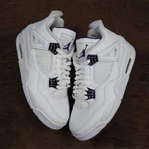 "Air Jordan 4 ""Court Purple"" 3 new colorways"