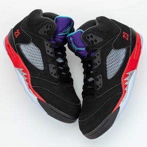 "Air Jordan 5 ""Top 3"" feature"
