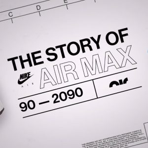 Air Max 90 to 2090 intro
