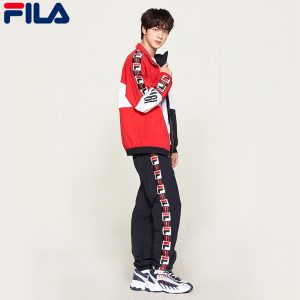 BTS Fila Fusion Collection outfit 2