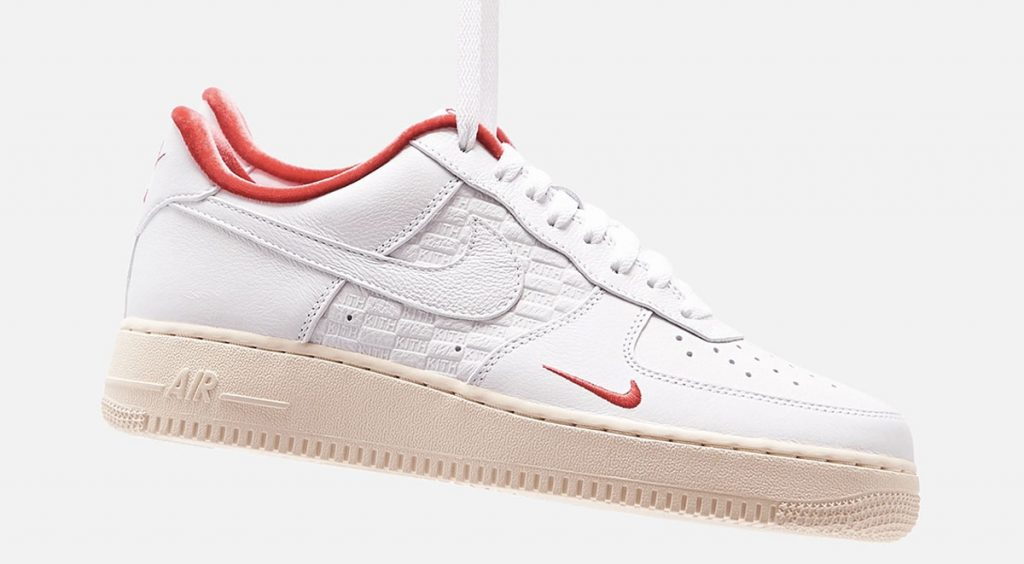 Kith x Nike Air Force 1 offical images