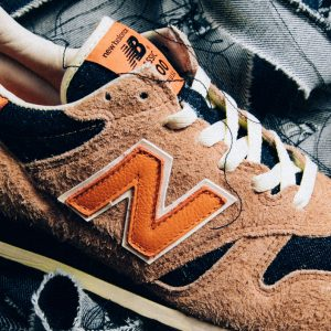 Levi's x New Balance 1300 feature