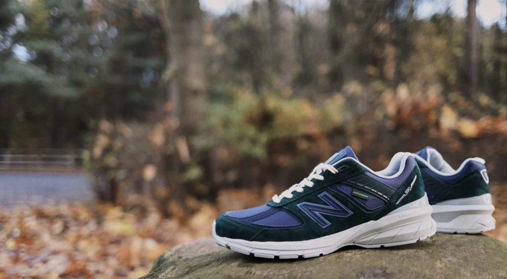 New Balance Aime Leon Dore 990 END Clothing