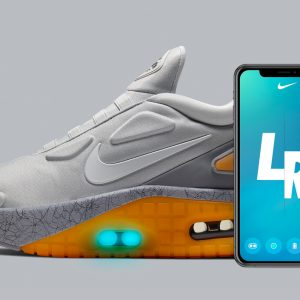 Nike Adapt Auto Max with app