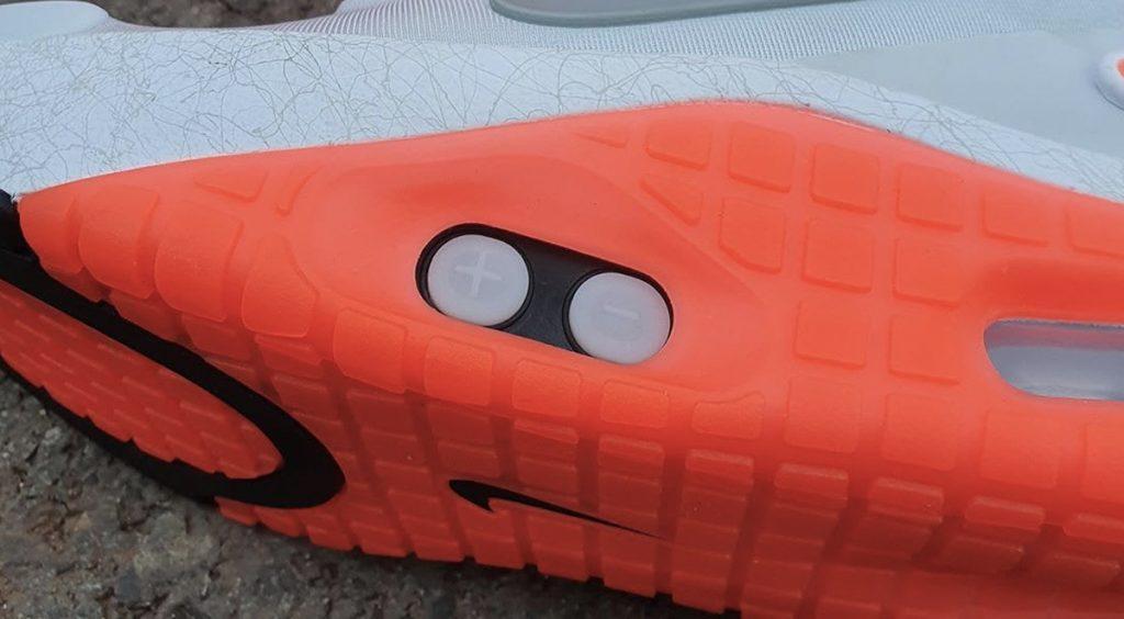 Nike Adapt LE 01 outsole