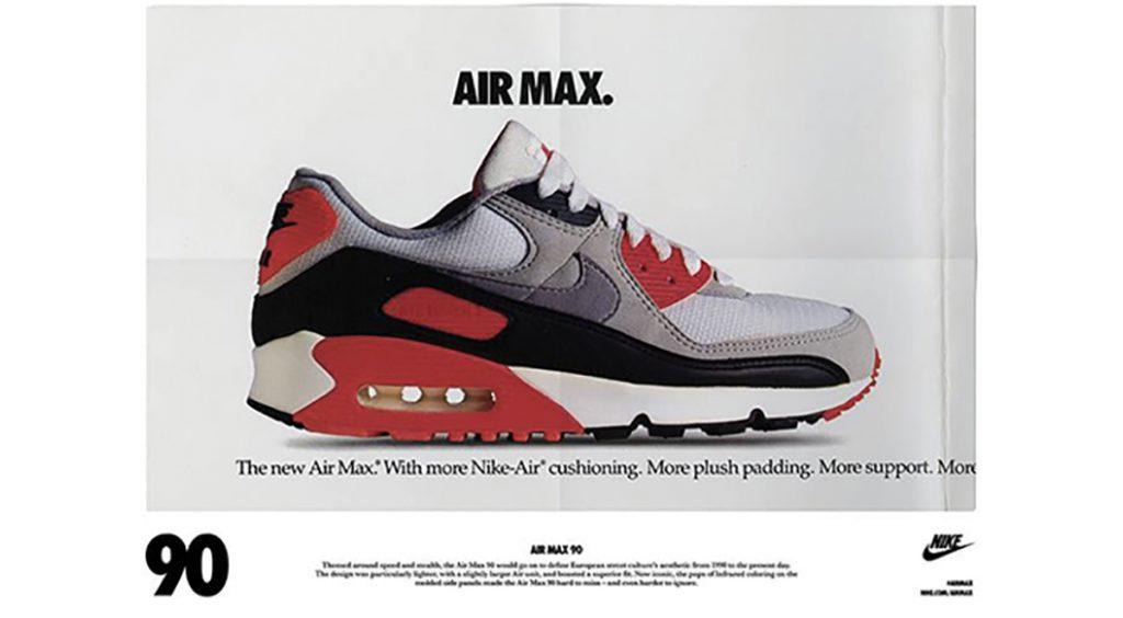 Nike Air Max 90 1990 OG Ad
