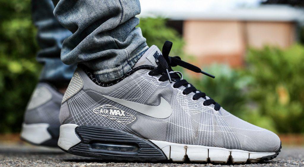 "Nike Air Max 90 FLYWIRE ""TZ"" Reddit"
