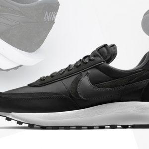 Nike x Sacai LDV Waffle Black