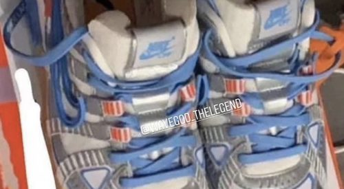 Off-White x Nike Rubber Dunk feature