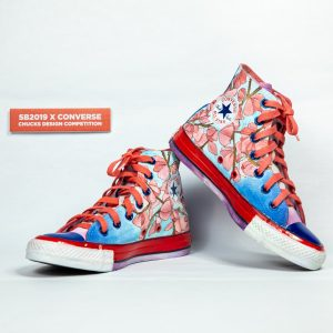 SB2019 x Converse [Category A] Consolation Prize – Goh Jaena Althea Delfin (A05)
