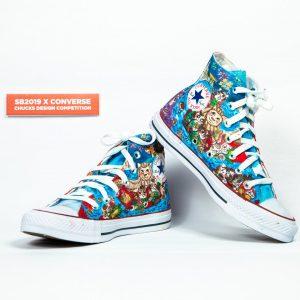 SB2019 x Converse [Category B] Consolation Prize – Natasha Olivia Tjengal (B06)