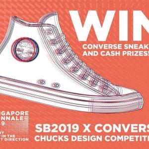 SB2019 x Converse poster