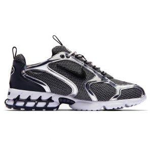 Stussy x Nike Stüssy x Nike Zoom Spiridon Cage 2 Black 4