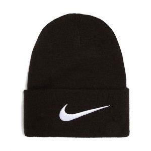 Stussy x Nike black beanie