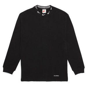 Stussy x Nike black sweater