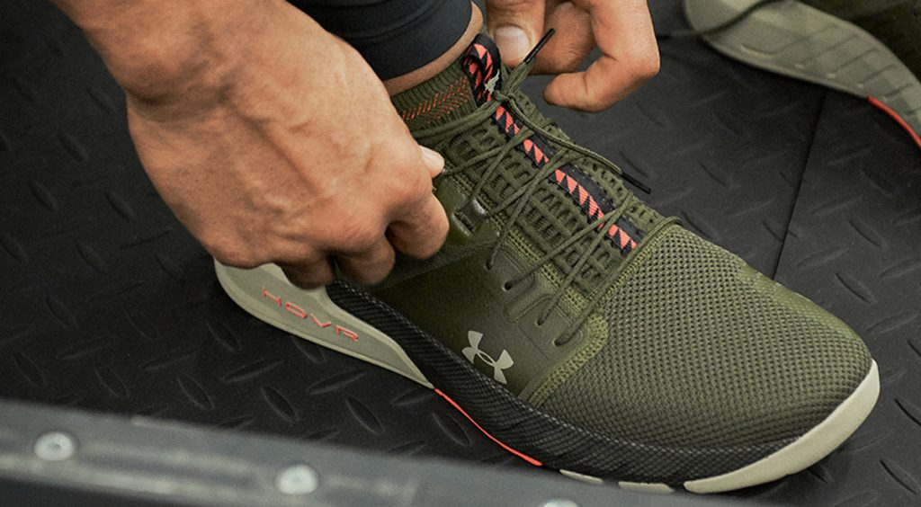The Rock x Under Armour Project Rock 2 Training Shoe