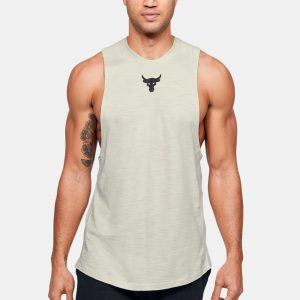 The Rock x Under Armour tank top 4