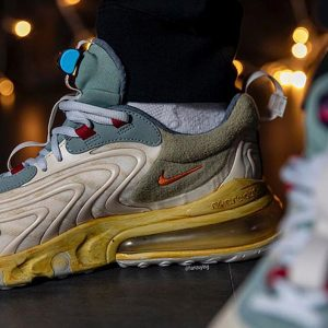 Travis Scott x Nike Air Max 270 React feature 2