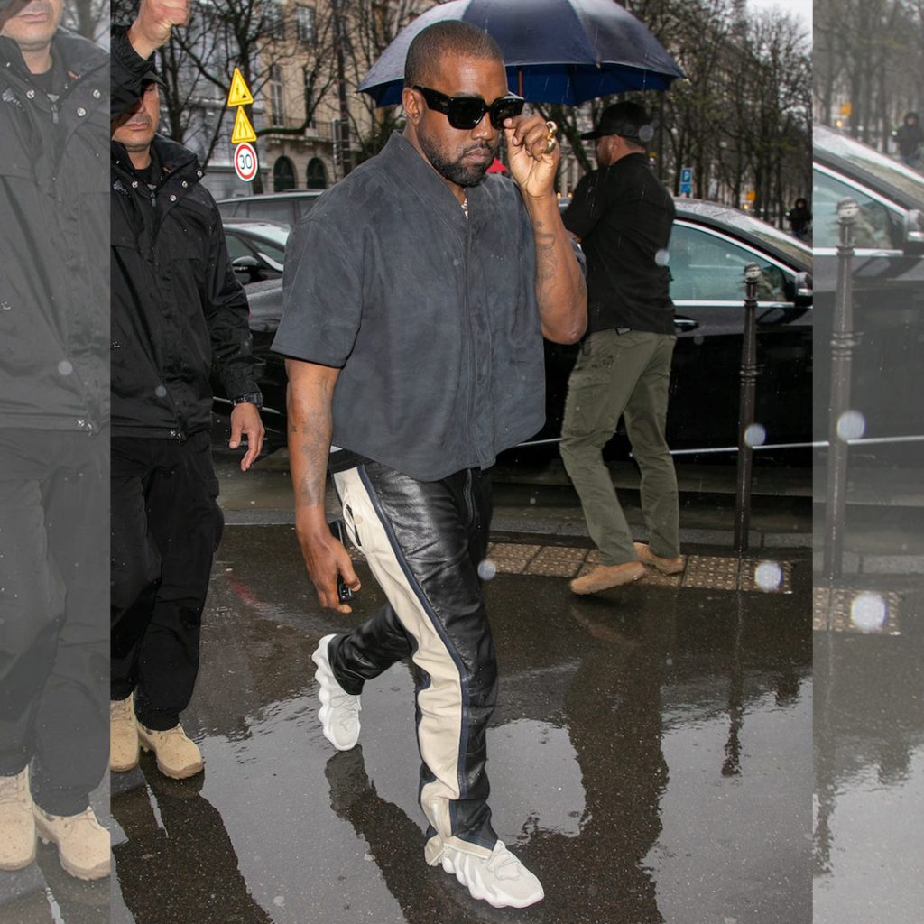 Yeezy 451 kanye full outfit