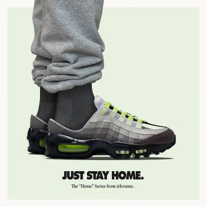 quarantine ready sneakers @krxone Air Max 95