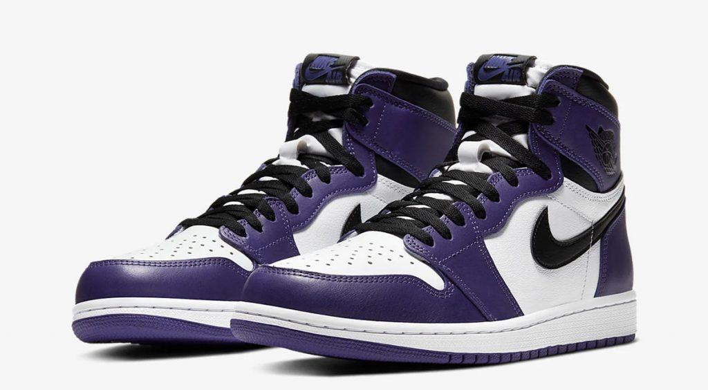 "Adidas Yeezy 700 V3 ""Alvah"" AIR JORDAN 1 Court Purple"