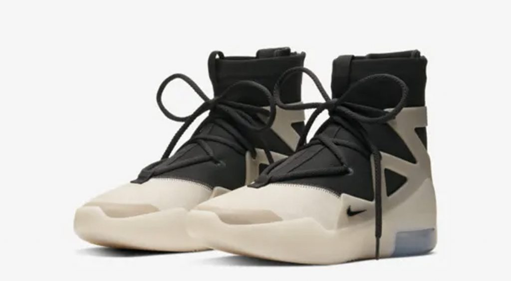 """Air Fear Of God 1 """"String"""" Nike SNKRS"""