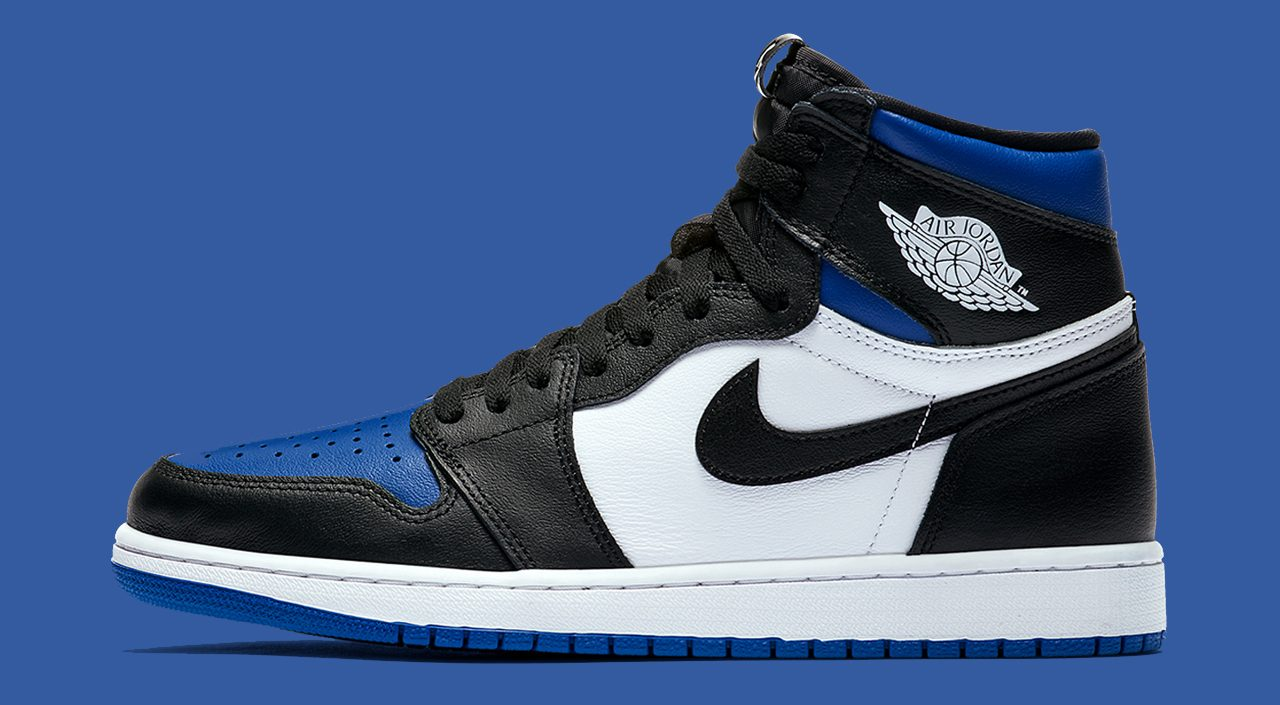 "Air Jordan 1 ""Game Royal"""
