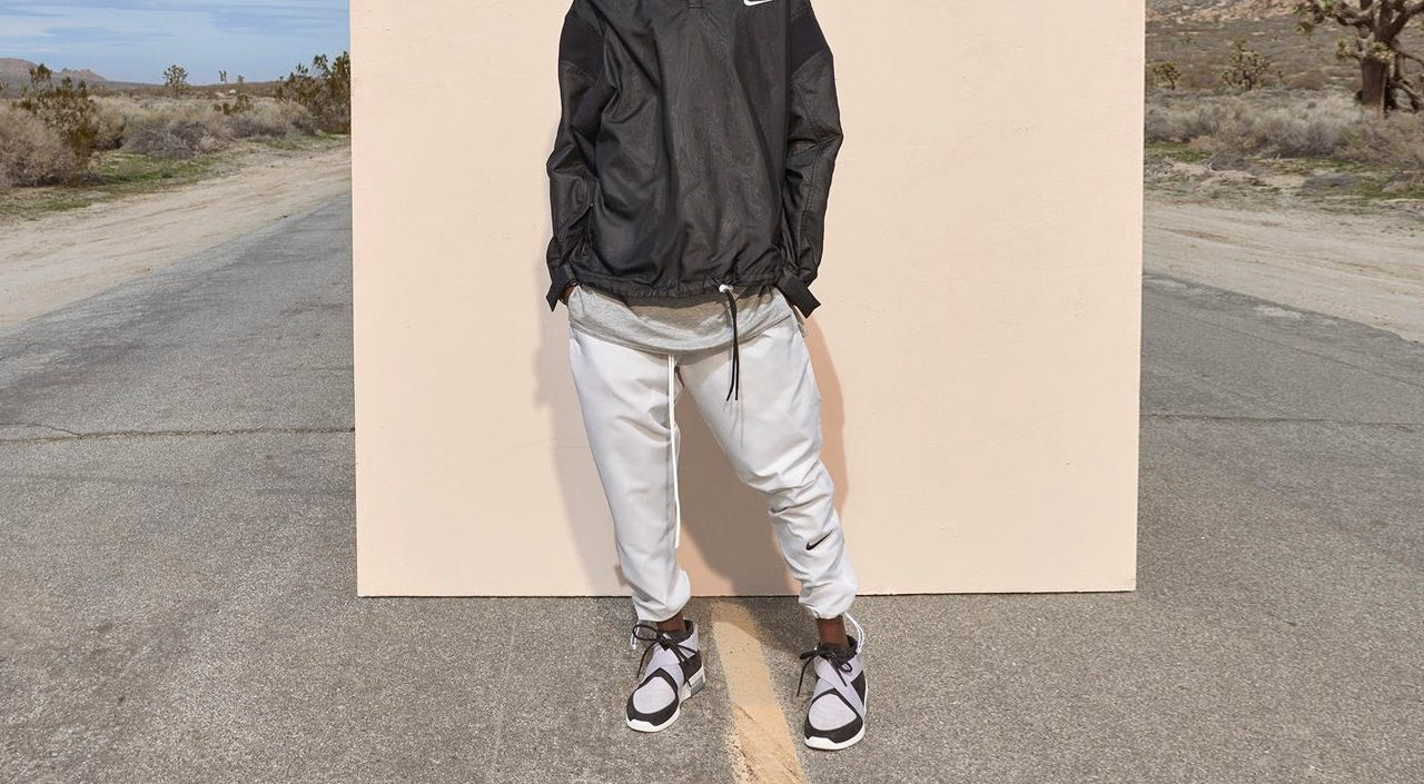 F&F Fear of God Raid look book