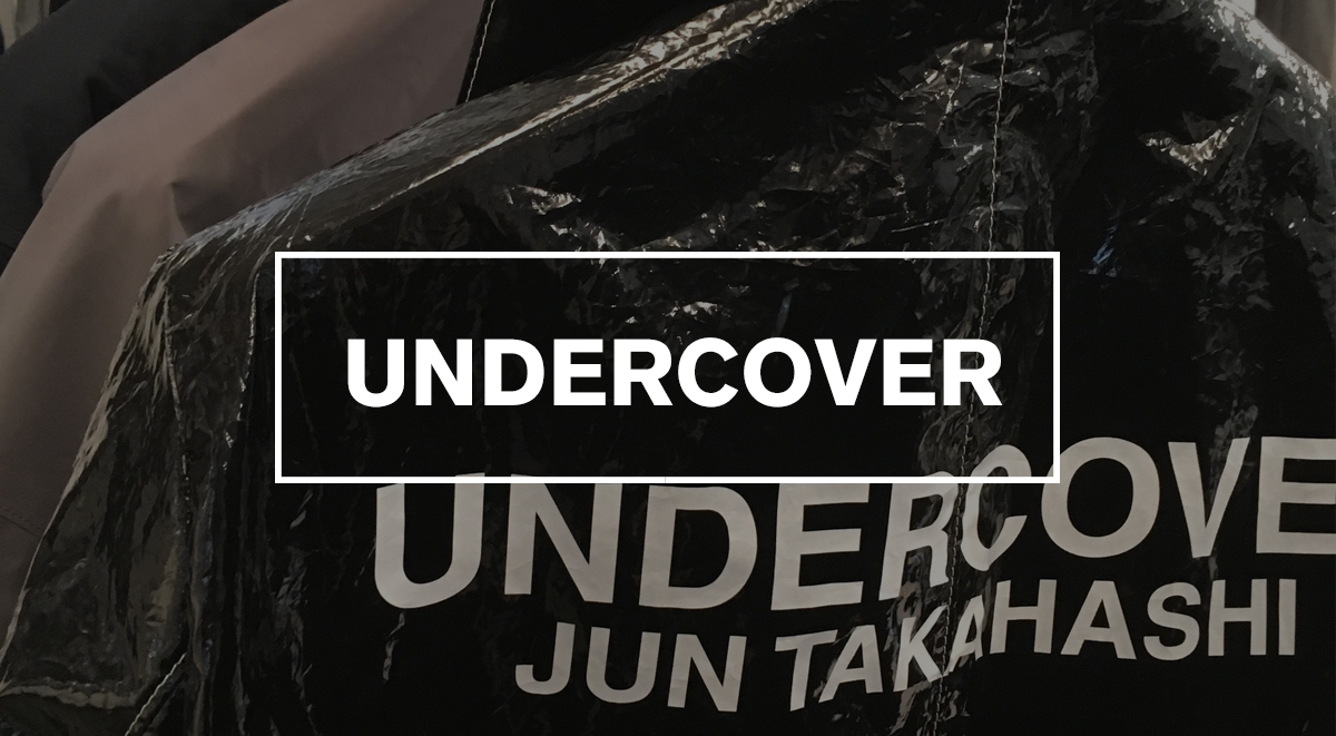 Japanese streetwear brands guide UNDERCOVER