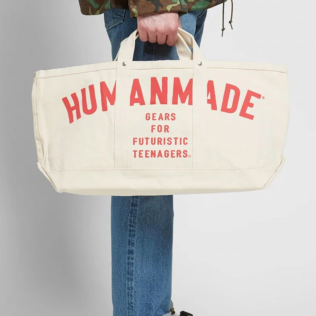 Mother's Day Gift Guide HUMAN MADE TOTE BAG