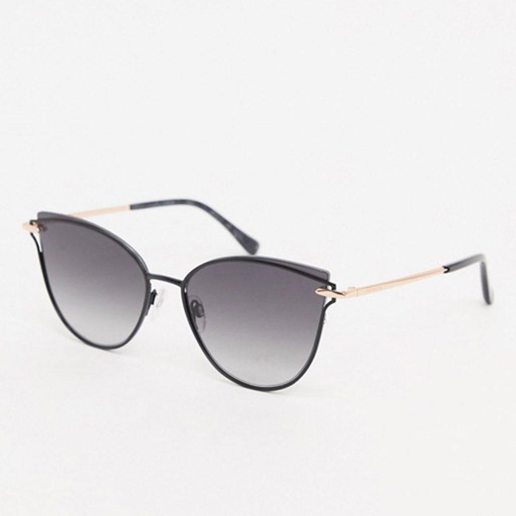Mother's Day Gift Guide Ted Baker cat eye sunglasses in black