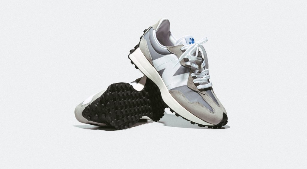 New Balance 327 grey official 2