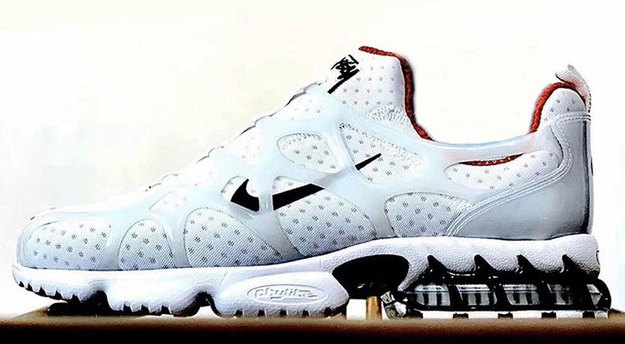 New Stussy x Nike Zoom Spiridon Caged 2