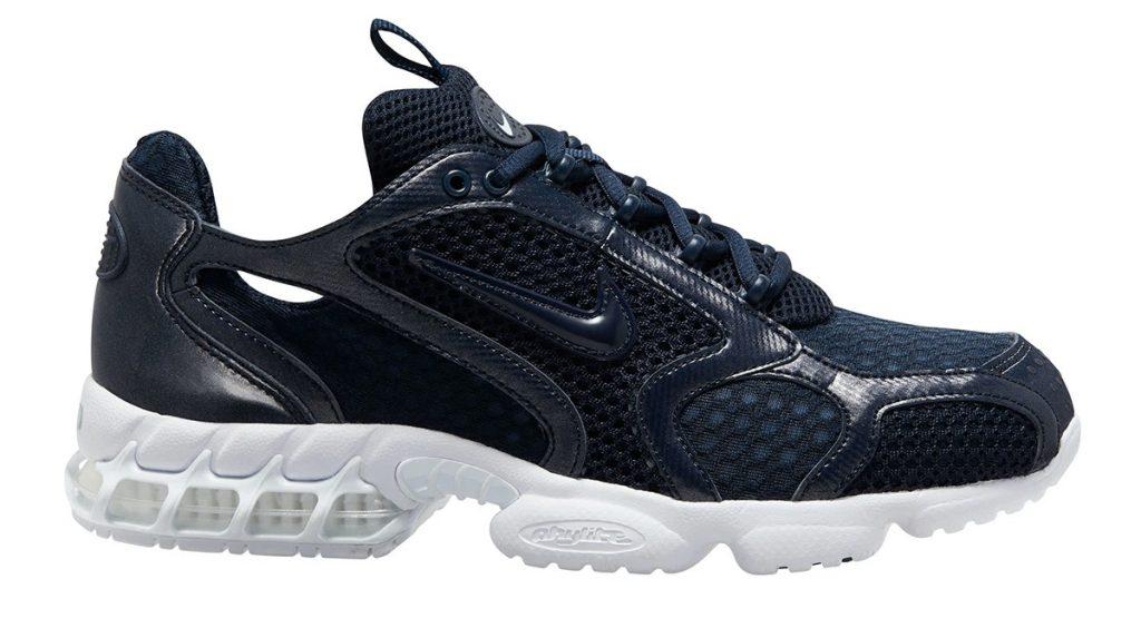 Nike Zoom Spiridon Caged 2 dark blue