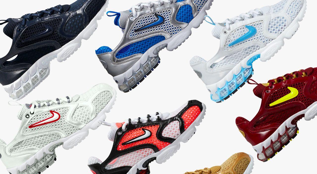 Nike Zoom Spiridon Caged 2 feature