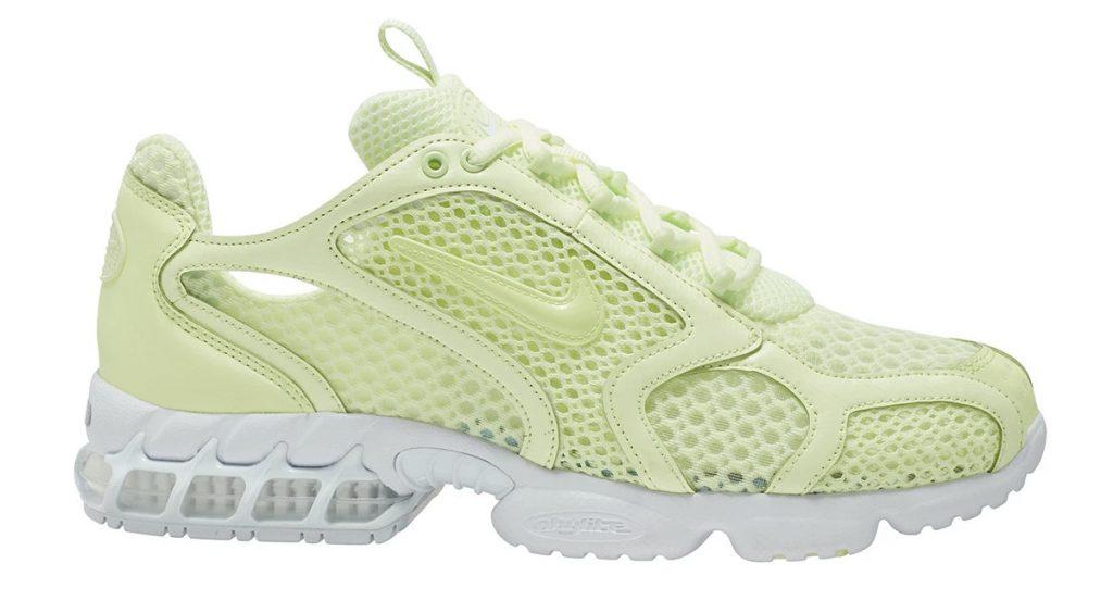 Nike Zoom Spiridon Caged 2 lime green